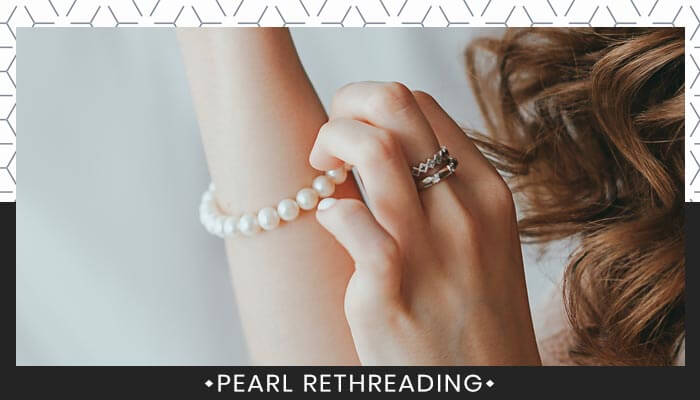 Pearl Re-threading